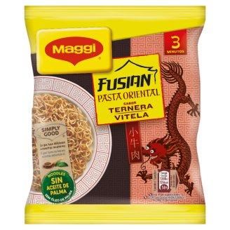 Maggi P. Oriental Marhahús ízű tészta 71 g