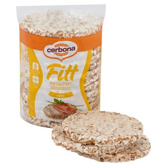 image 2 of Cerbona Fitt Unflavoured Puffed Wheat 90 g
