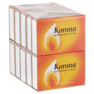 Korona Safety Matches 10 x 40 pcs
