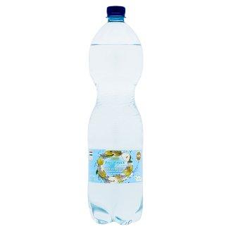 Tesco Aquafruct Harmony körte-levendula ízű szénsavas üdítőital cukorral és édesítőszerekkel 1,5 l