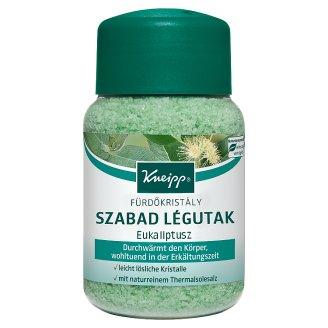 Kneipp Szabad Légutak eukaliptusz fürdőkristály 500 g