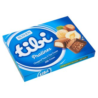 Tibi Pralines Assorted Milk Chocolate 117 g
