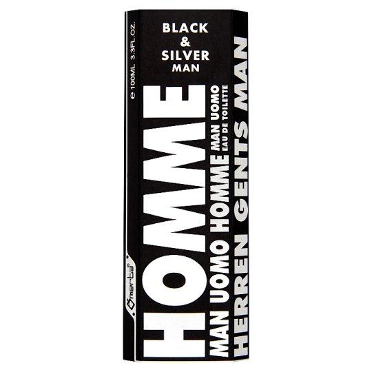 Omerta Black & Silver Man parfüm 100 ml