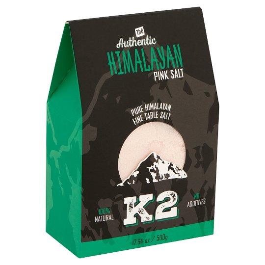 K2 Himalayan Table Salt 500 g