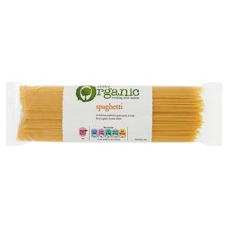 Tesco Organic Spaghetti Durum Dry Pasta 500 g