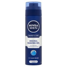 NIVEA MEN Protect & Care Shaving Gel 200 ml
