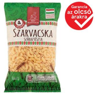 Séf Konyhája Horn-Shaped Dried Pasta with 4 Eggs 500 g