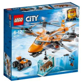 LEGO City Arctic Expedition Sarkvidéki légi szállítás 60193