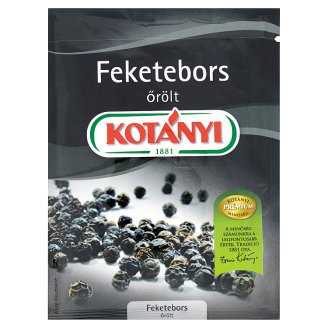 Kotányi Ground Black Pepper 20 g