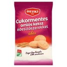 Detki Sugar-Free Sweet Biscuits with Sweeteners 200 g