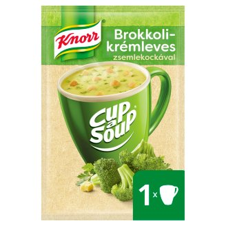 Knorr Cup a Soup Broccoli Soup with Croutons 16 g