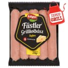 Sága Füstler Grill Sausage with Cheese 235 g