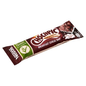 Nestlé Chocapic Chocolate Flavour Cereal Bar with Milk Coating 25 g