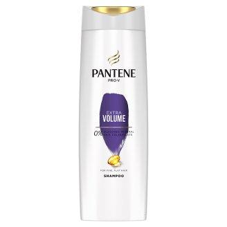 Pantene Pro-V Volume & Body Sampon, 400 ml, Lelapuló Hajra