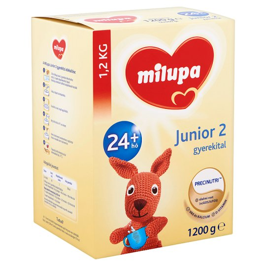 Milupa Junior 2 Drink for Kids 24+ Months 1200 g