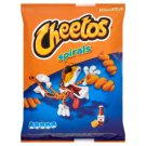 Cheetos Spirals Cheese-Ketchup Flavoured Corn Snack 43 g