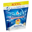 Finish Quantum Max Lemon Sparkle Dishwasher Tablets 60 pcs