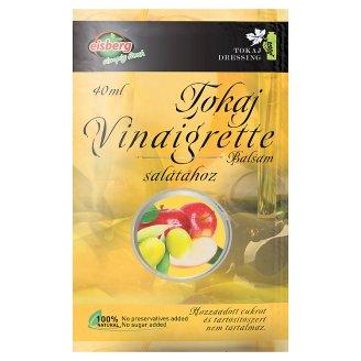 Eisberg Tokaj Vinaigrette Balsam öntet salátához 40 ml