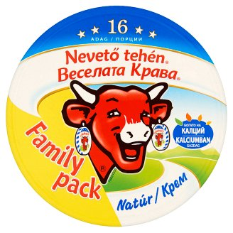 Nevető Tehén Unflavoured Milk-Based, Spreadable, Processed Product 240 g