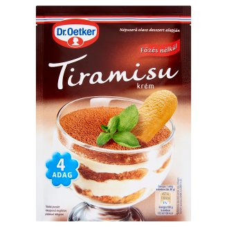 Dr. Oetker Tiramisu Cream Powder 70 g