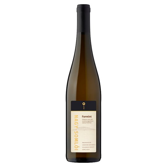 Canter Nagy-Somlói Furmint száraz fehérbor 11,5% 750 ml