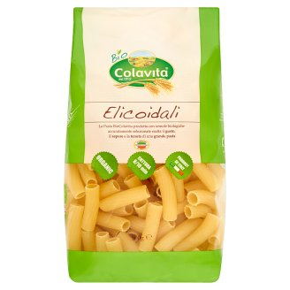 Colavita Bio Elicoidali Pasta Made of Semolina from Organic Durum Wheat 500 g