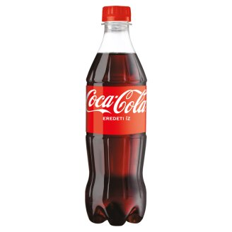Coca-Cola Carbonated Soft Drink 500 ml