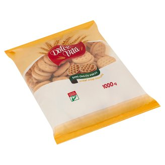 Dolce Vita Sweet Crisp Biscuits 1000 g
