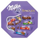 Milka Singles Mix Alpine Milk Chocolate Mix 138 g