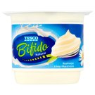 Tesco Bifido Unflavoured Yoghurt with Live Cultures 130 g