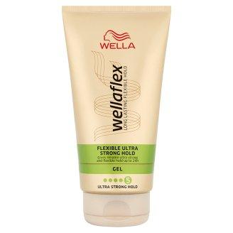 Wella Wellaflex Flexible Ultra Strong Hold Gel 150 ml
