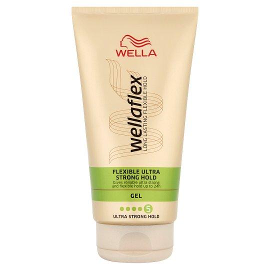 Wella Wellaflex Flexible Ultra Strong Hold hajzselé 150 ml