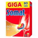 Somat Gold gépi mosogató tabletta 80 db