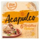 Poco Loco Acapulco Organic Soft Tortillas with Wheat Flour 6 pcs 240 g
