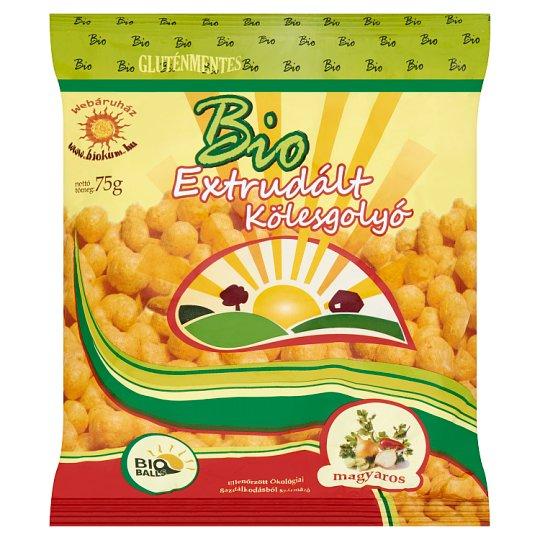 Bio Balls Organic Gluten-Free Hungarian Style Extruded Millet Balls 75 g