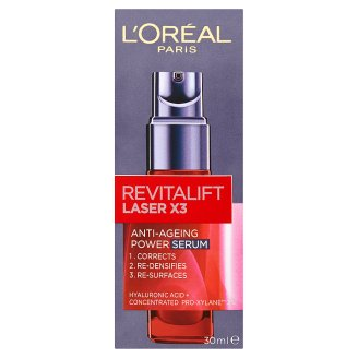 L'Oréal Paris Revitalift Laser X3 Anti-Ageing Power Serum 30 ml