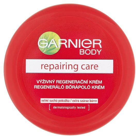 Garnier Body Repairing Care regeneráló bőrápoló krém extra száraz bőrre 200 ml