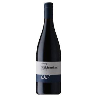 Weninger Kékfrankos száraz vörösbor 13% 0,75 l
