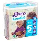 Libero Comfort 5 10-14 kg prémium nadrágpelenka 24 db