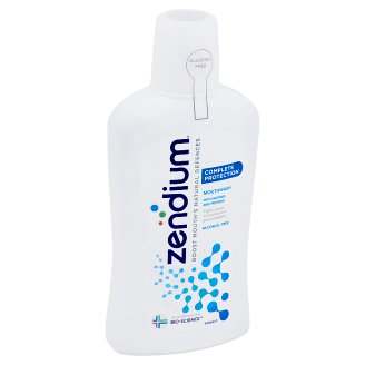 Zendium Complete Protection Mouthwash 500 ml
