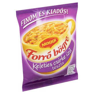 Maggi Forró Bögre Oriental Chicken Flavoured Noodles 59,2 g