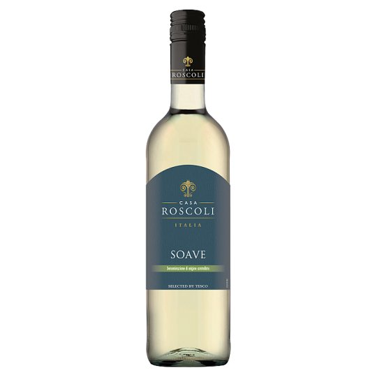 Casa Roscoli Soave Dry White Wine 12,5% 750 ml