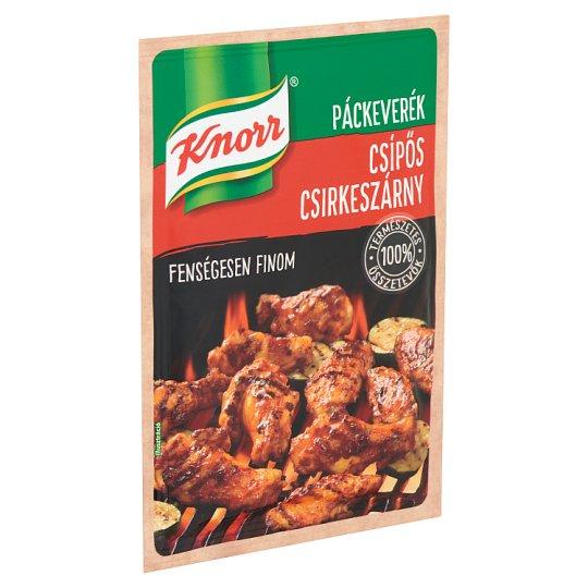 Knorr csípős csirkeszárny páckeverék 35 g