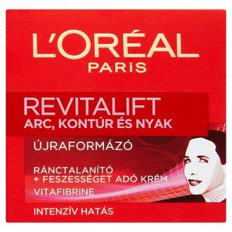 L'Oréal Revitalift arc-, kontúr- és nyakformázó ránctalanító krém 50 ml