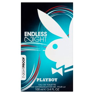Playboy Endless Night EDT férfi parfüm 100 ml