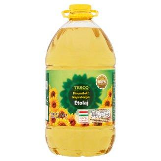 Tesco Refined Sunflower Oil 5 l