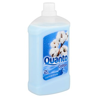 Quanto Cotton Softener Concentrate 2 l