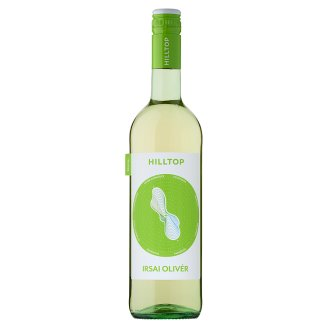 Hilltop Felső-Magyarországi Irsai Olivér száraz fehérbor 10,5% 75 cl