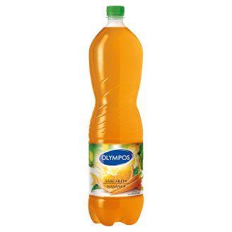 Olympos Carrot-Orange Juice with Pulp 1,5 l