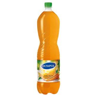 Olympos rostos sárgarépa-narancs ital 1,5 l